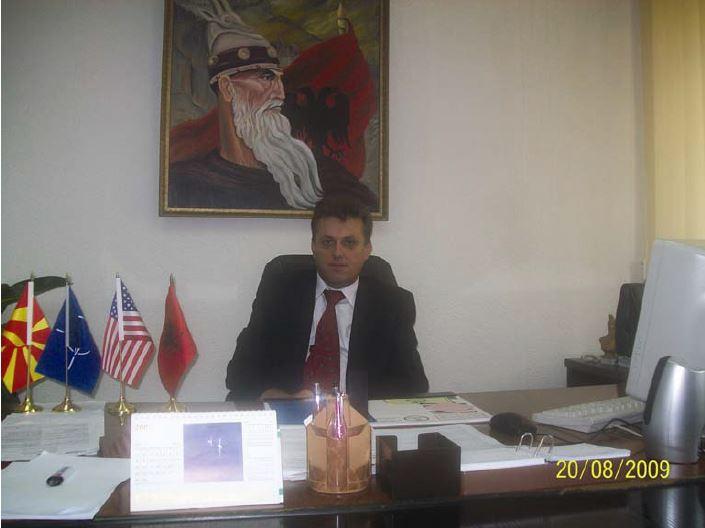 Z-ëri Sadulla Duraki, Kryetar I Komunës së Likovës